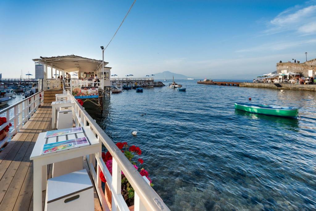 Photo gallery ristorante bagni sant 39 anna marina grande sorrento - Bagni sant anna sorrento ...